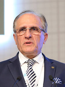 Aziz Torun - Torunlar Gyo  Chairman of the Board