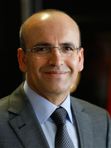Mehmet Şimşek  - Deputy Prime Minister of the Republic of Turkey