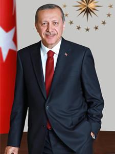 T.C. Cumhurbaşkanı R.Tayyip Erdoğan