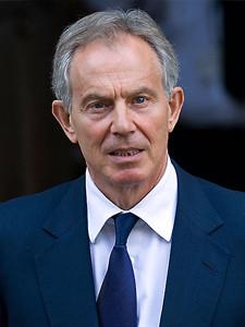 Eski İngiltere Başbakanı Tony Blair